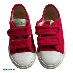 BenBen Shoes Red Sneakers Size 10.5